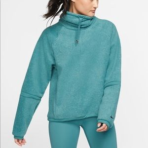 NWT Nike Therma Fleece Long Sleeve Pullover Hoodie